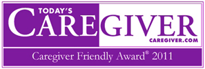 Caregiver Friendly Award 2011